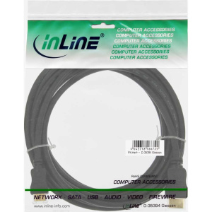 InLine® HDMI Mini Kabel, High Speed HDMI Cable,...